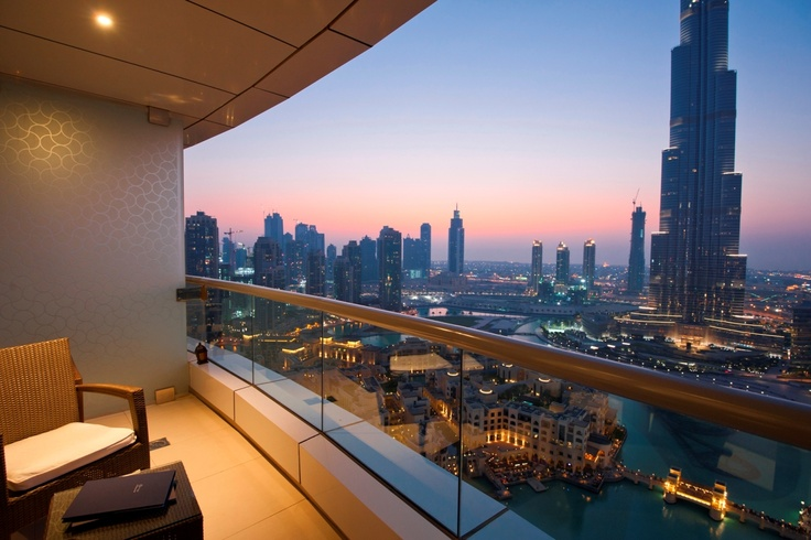The Address, Dubai, UAE.