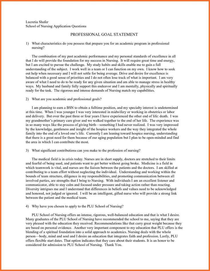Nursing School Essay Personal Statements Nursing School Essay Personal Statements Nursing Goals Personal Statement Examples School Essay