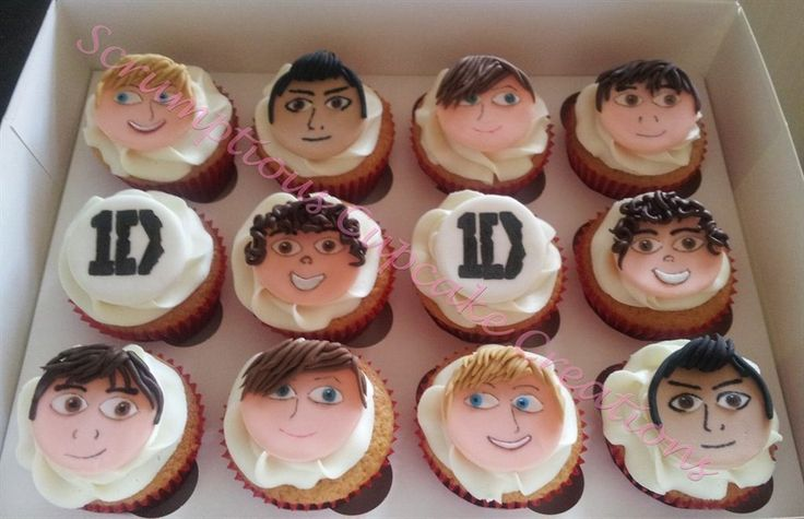 one direction crafts | One Direction Again! - bake