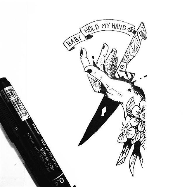 Tattoo Designs Knife: Best 25+ Knife Tattoo Ideas On Pinterest