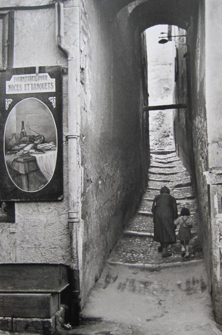 Henri Cartier-Bresson: Briancon, France, 1951
