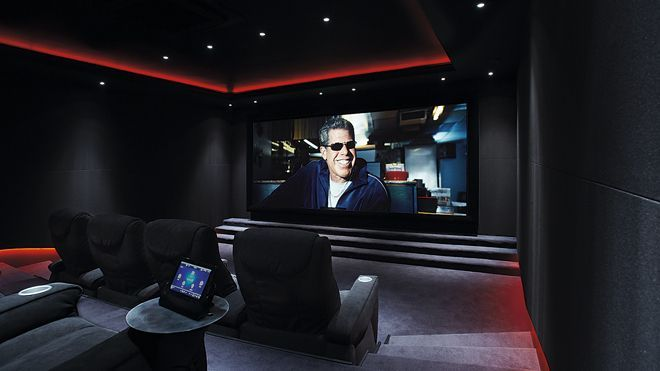 """""""If you're hunting for inspiration for your own home cinema project, or thinking of engaging a professional outfit to work its magic in your house, then there's no better place to start than the annual CEDIA Awards."""" - Mark Craven, Home Cinema Choice"""
