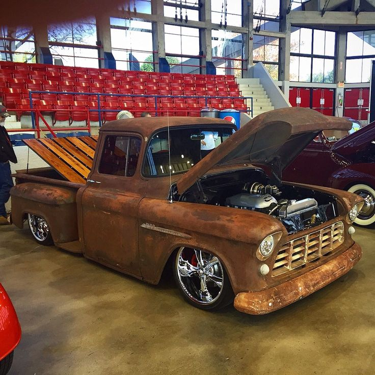 92 best Rat Rod Trucks images on Pinterest | Pickup trucks, Rat rod ...