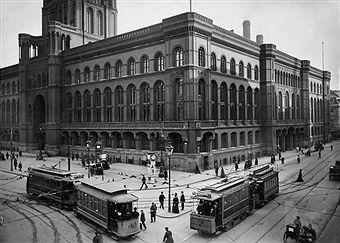 Rotes Rathaus Berlin (1909)