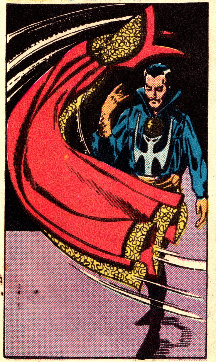 Doctor Strange by Paul Smith
