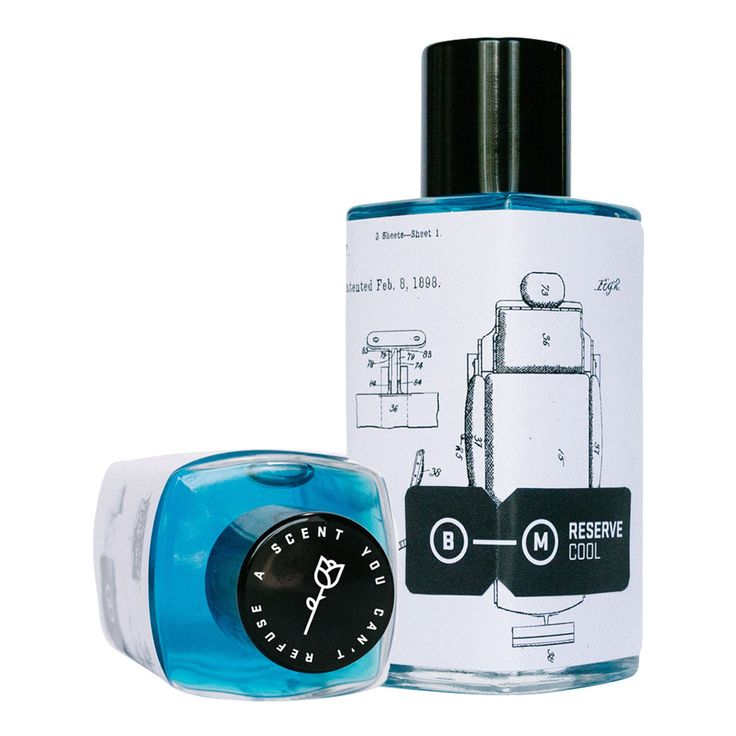 Barrister's Reserve Cool Aftershave