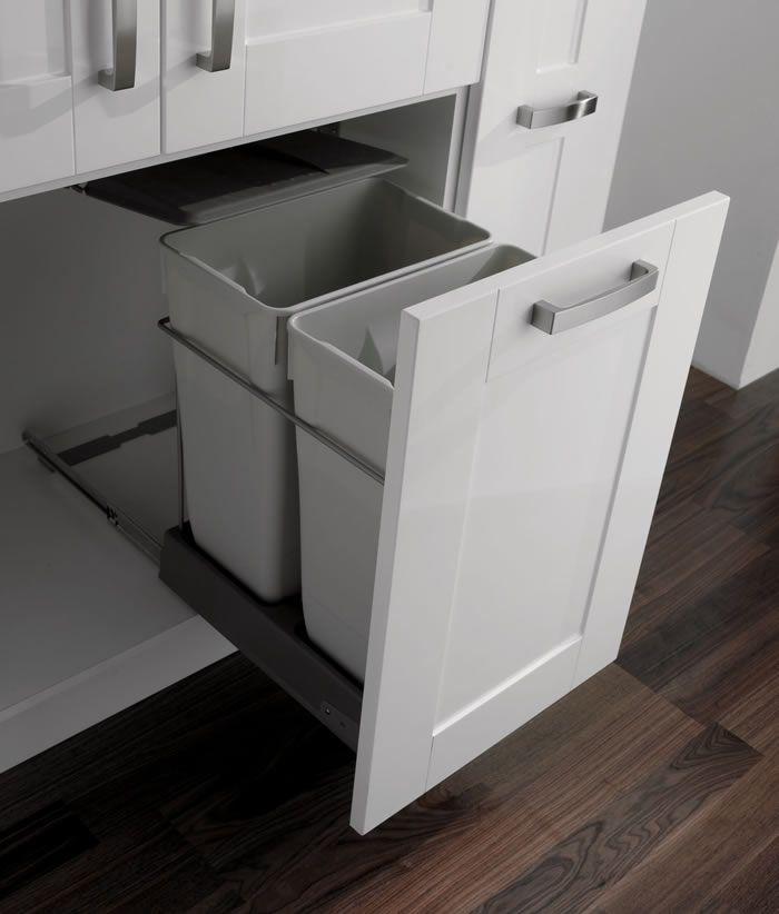 Kitchen Storage Bins: Best 25+ Under Sink Bin Ideas On Pinterest