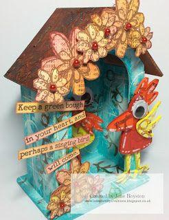 Tando Creative: Anything Goes - Shrine or Bird House??