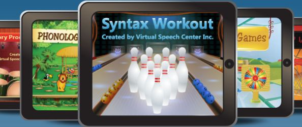 Review of Syntax Workout by Virtual Speech Center ‹ AppAbled.com