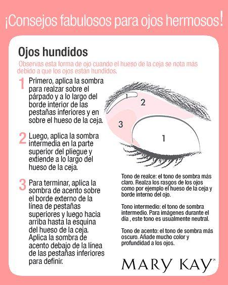 Fotos de moda   Ojos hundidos: Cómo maquillarlos   http://soymoda.net