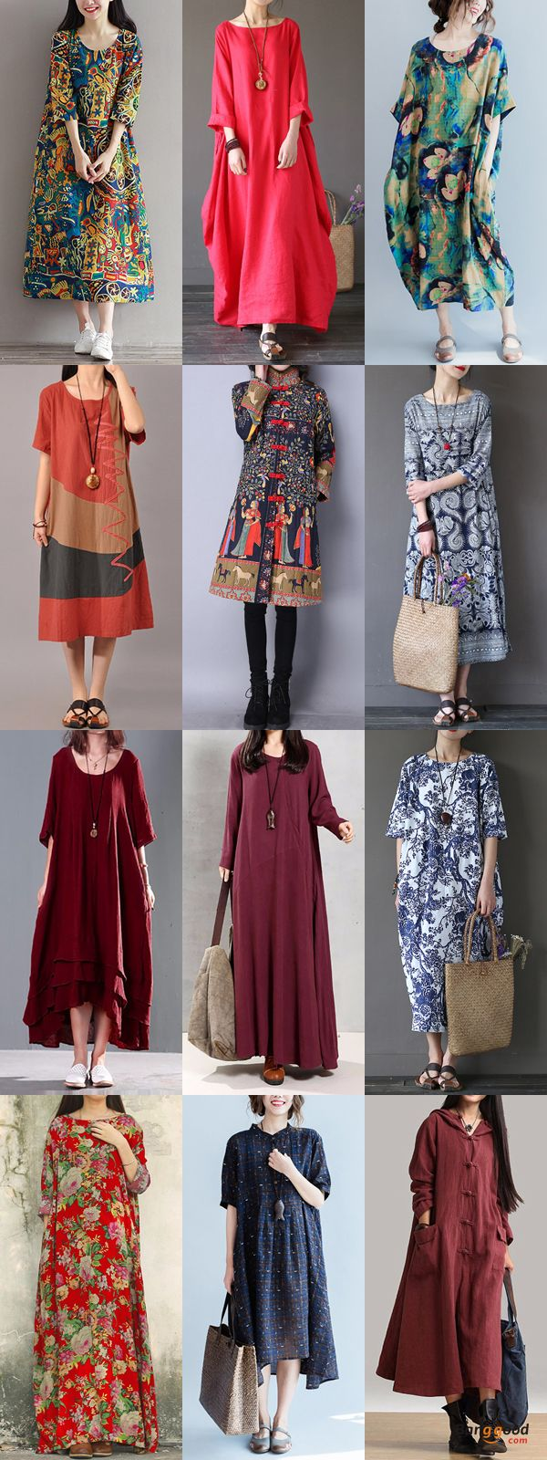 Dress for Women. Fall in love with vintage and fashion style! Click for more!