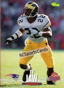 Ty Law michigan - Bing Images