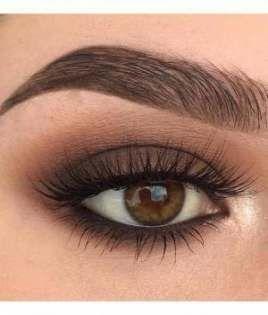 Trendy Makeup Ideas For Brown Eyes Natural Eyeshadows 38+ Ideas