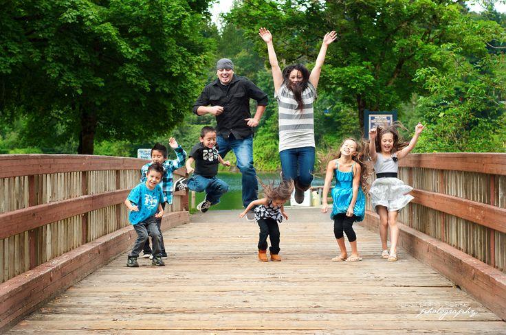 large family photo ideas