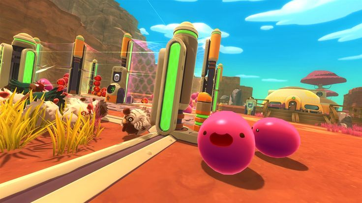 Slime Rancher Review Slime Rancher has been in the Xbox Preview program for quite some time, but has only now been released as a full title. The time spent in the Preview program seems to have done it some good, as the game feels solid and runs smoothly. Indeed, Monomi Park, the developers, are to be congratulated for creating a world that seems so plausible and believable, if you'll just...