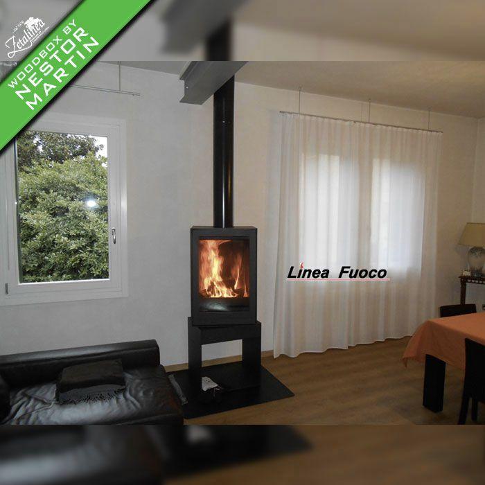 oltre 25 fantastiche idee su stufe a legna su pinterest. Black Bedroom Furniture Sets. Home Design Ideas