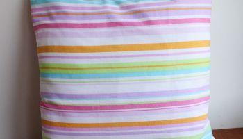 jak uszyć poduszkę – sposób 1