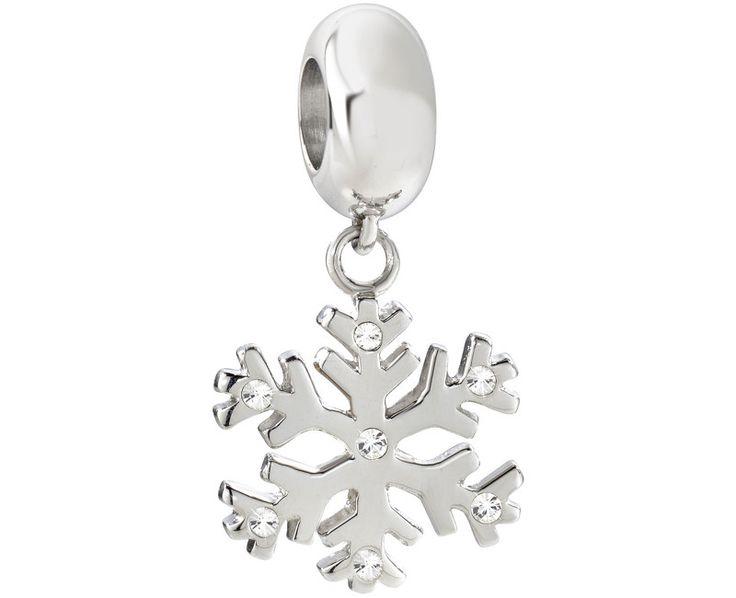 Morellato Prívesok Drops Charms Snowflake SCZ647