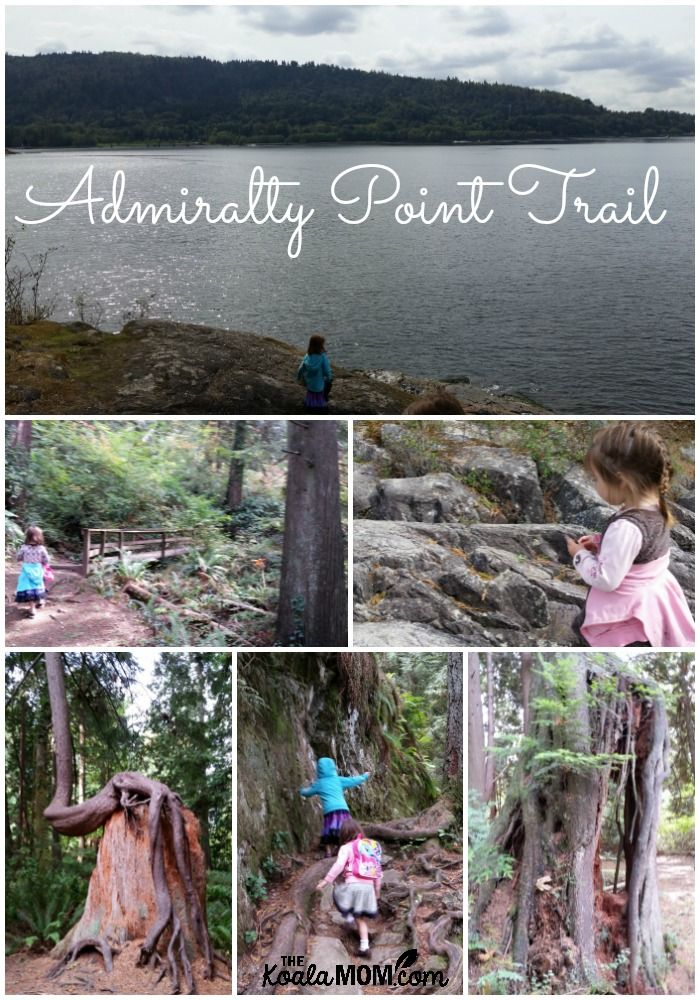 The Admiralty Point Trail in Belcarra Park is a scenic, easy hike along the coast that offers ocean views and plenty to explore and discover along the way.