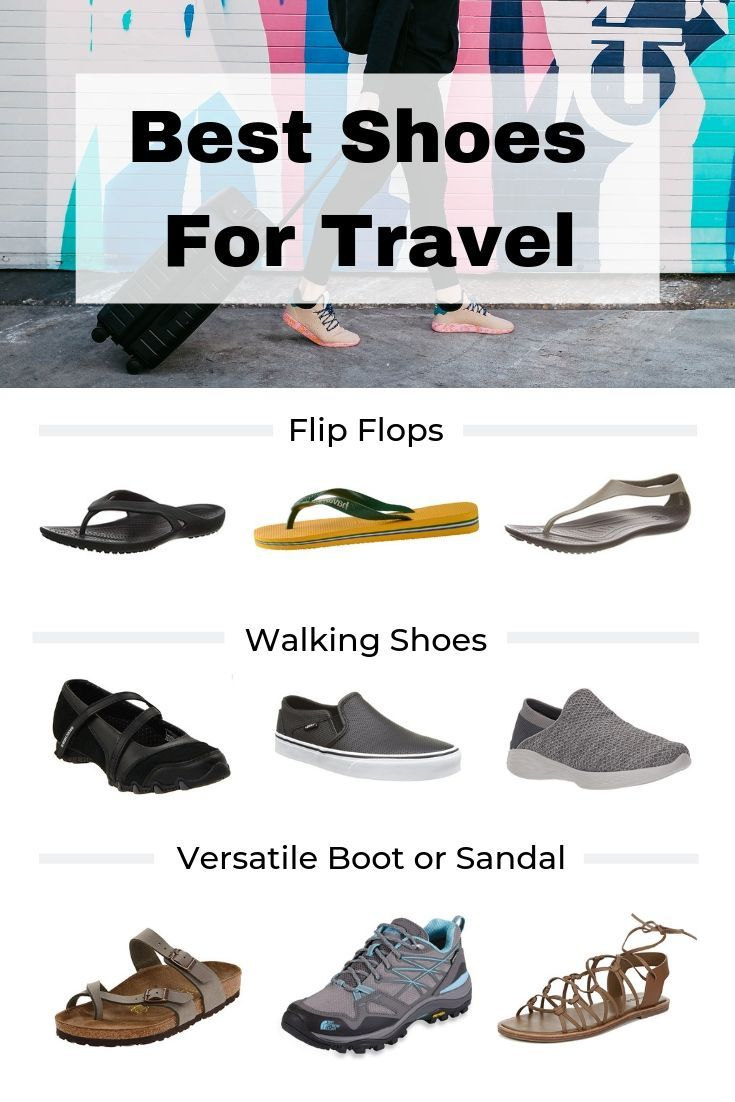 Best Travel Shoes According to the Experts | BEST OF BMT
