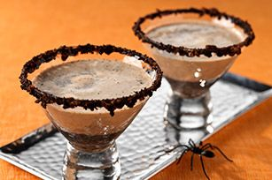Sludgy Chocolate Martini Recipe
