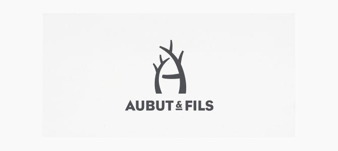 Aubut & Fils Flat Logo