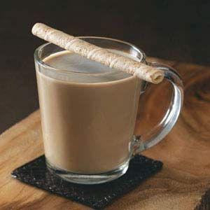 French Vanilla Mocha Recipe- Recipes  My husband and I have spent hours trying to create coffeehouse drinks. This is the closest we've come. You can use any creamer to change the taste. —Lori Stickling, Bloomington, Illinois