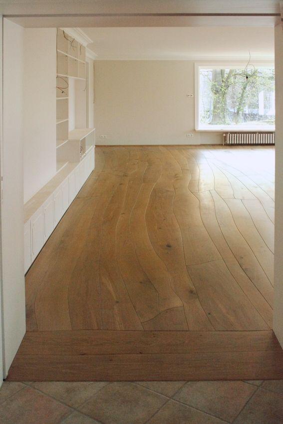 Natuurlijk gewelfde houten vloeren, zijn in elke gewenste afwerking of kleur te verkrijgen. | Inspiratie by BVO Vloeren