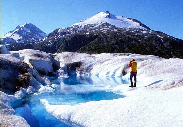 Skagway Glacier Tour via Helicopter