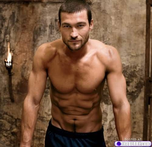 eye candy andy whitfield 12 Afternoon eye candy: Andy Whitfield (27 photos)