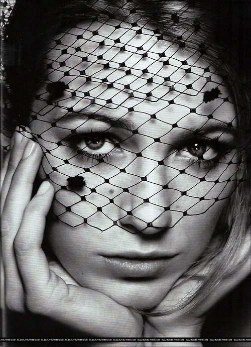 Blake Lively photographed by Patrick Demarchelier
