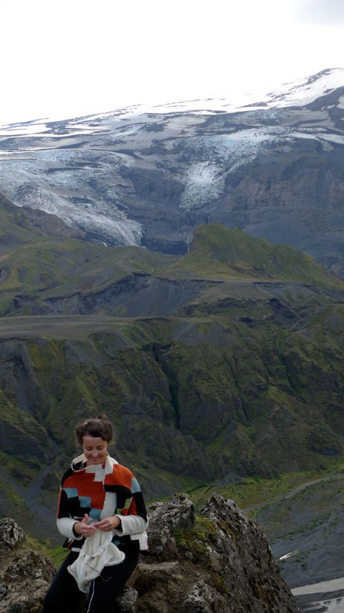 Knitting Vacations Iceland : Images about knitting and hiking tours in iceland on