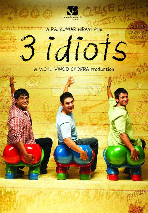 3 Idiots 2009 full Movie HD Free Download DVDrip