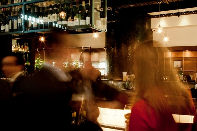 a stylish Brisbane city venue offering premium food and drink in a relaxed comfortable environment
