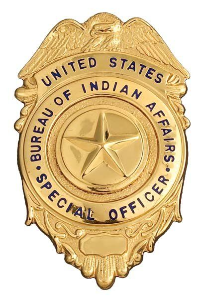 1000 images about law enforcement around the us on for Bureau of indian affairs