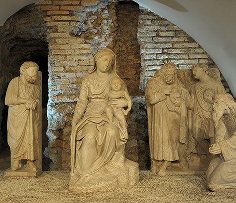 Museo - Museo del Tesoro della Basilica Liberiana