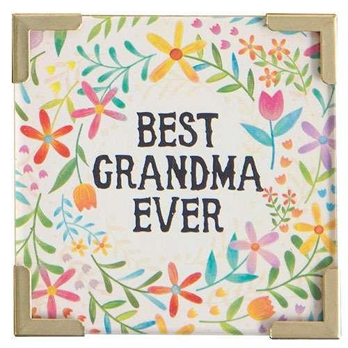 Natural Life Μαγνητάκι «Best Grandma Ever»