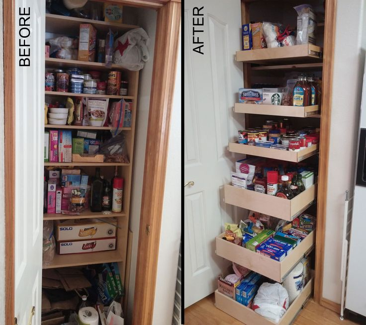 28 best images about pantry pull out shelves on pinterest. Black Bedroom Furniture Sets. Home Design Ideas