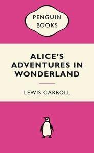 Alice's Adventures in Wonderland Pink Popular Penguin