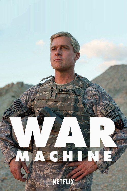 Watch War Machine (2017) Full Movie HD Free Download