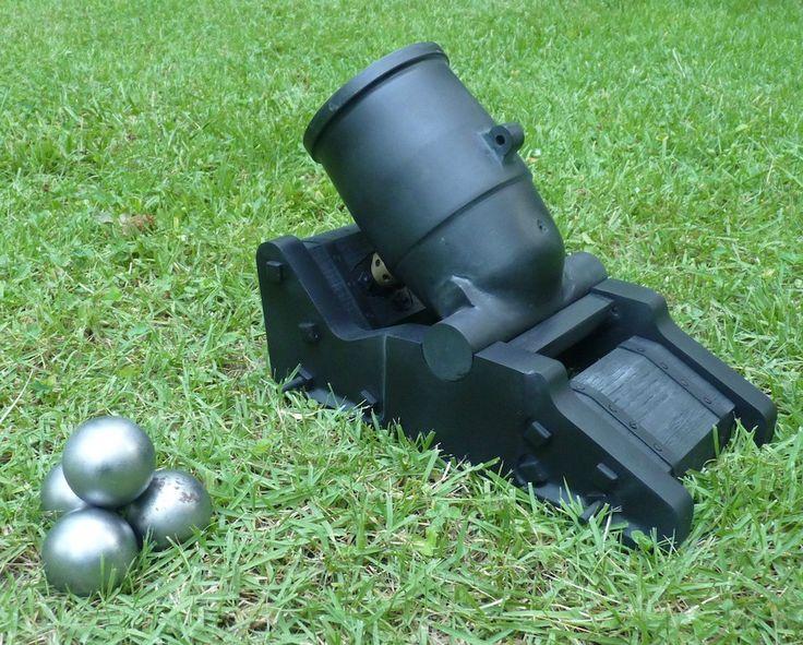"http://imgur.com/a/CGod1  10"" Seacoast Mortar model"
