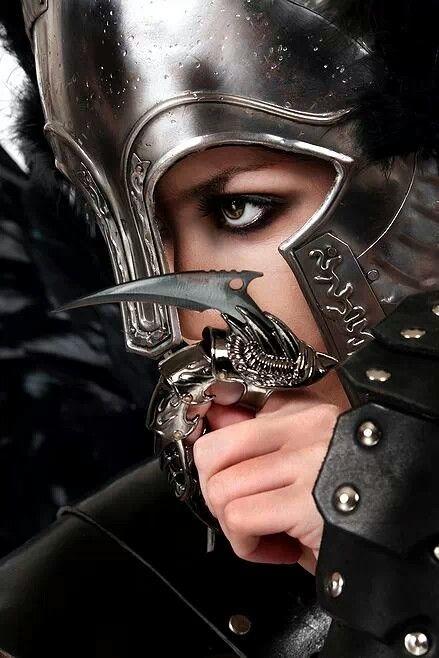 Warrior Woman #waelcyrge                                                                                                                                                                                 More
