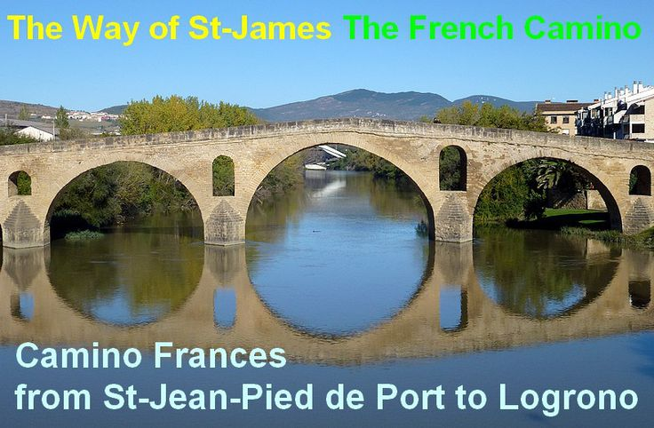679 best images about camino santiago de compostella - How to get to saint jean pied de port ...