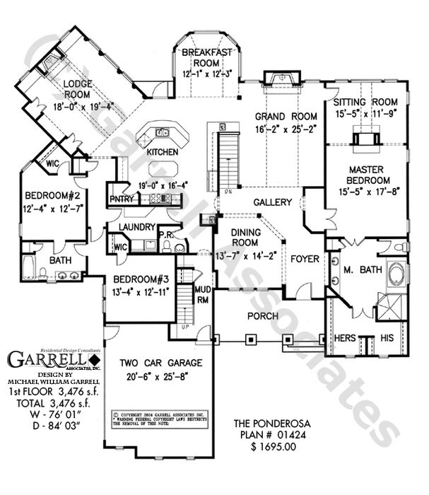 20 best House plans images on Pinterest | Floor plans ...