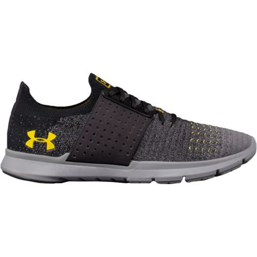 Under Armour Men's Speedform Slingwrap Fade Running Shoes (Black, Size 9.5) - Men's Running Shoes at Academy Sports