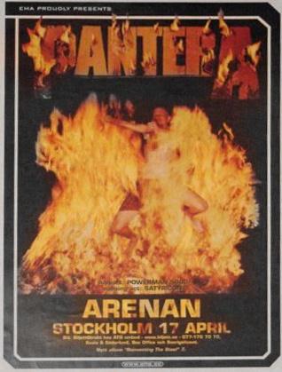 #Pantera #Stockholm #2000