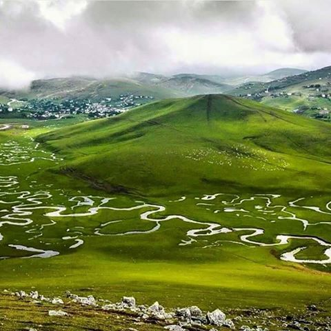 Meanders - Perşembe Plateau, Aybastı, Ordu ⚓ Eastern Blacksea Region of Turkey #karadeniz #doğukaradeniz #ordu