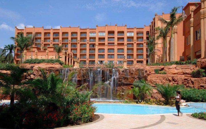 Kampala Serena Hotel a luxury accommodation