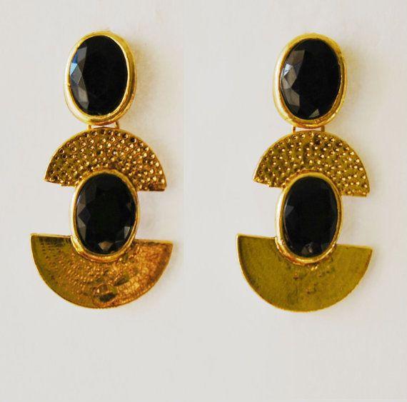 Sale Aztec Earrings Tribal Earrings Navajo Earrings by Begtse