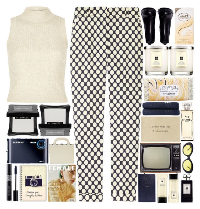 6328 by tiffanyelinor on Polyvore featuring polyvore fashion style River Island J.Crew Ash Bertoni Crap Illamasqua Christian Dior Chanel Jo Malone Smythson Linum Home Textiles Lindt clothing